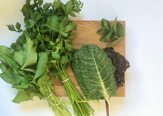 Greens For Smoothies