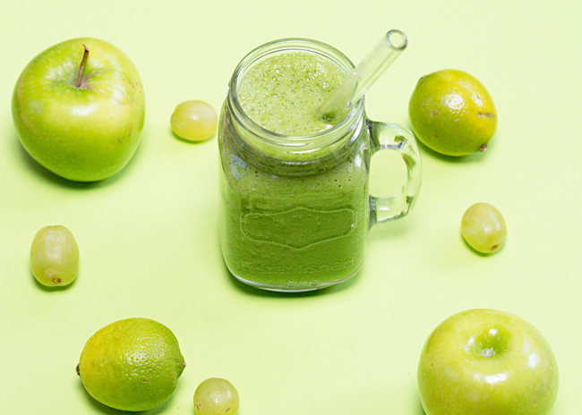 Craft Smoothie Recipe: 'My Grape Granny'