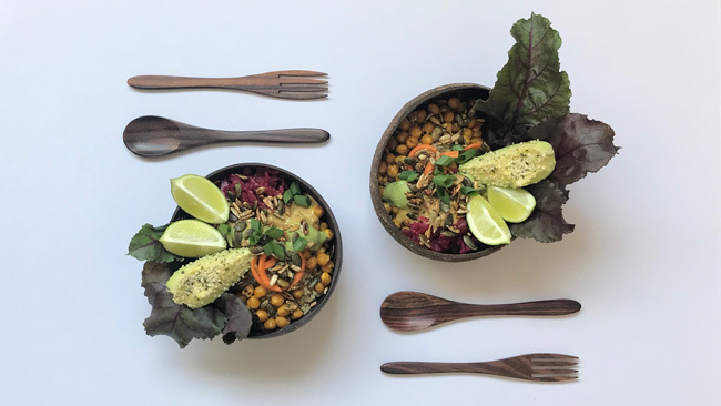 Macro Buddha Bowl Plant-Based Recipe