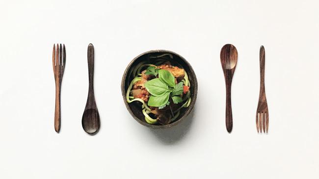 Zucchini Noodles And Lentil Bolognese Plant-Based Diet Recipe