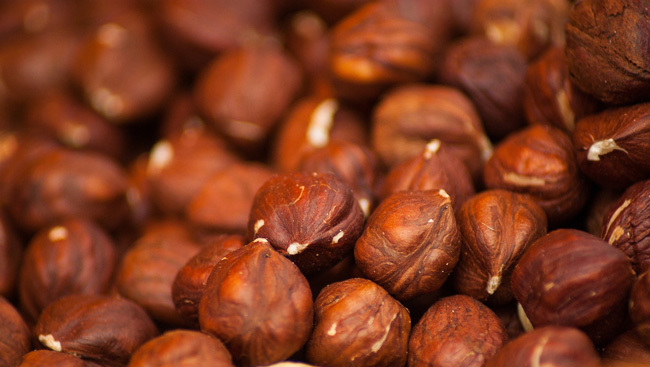 Hazelnuts Superfood For Smoothies
