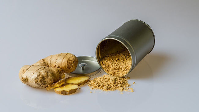 Ginger Superfood For Smoothies