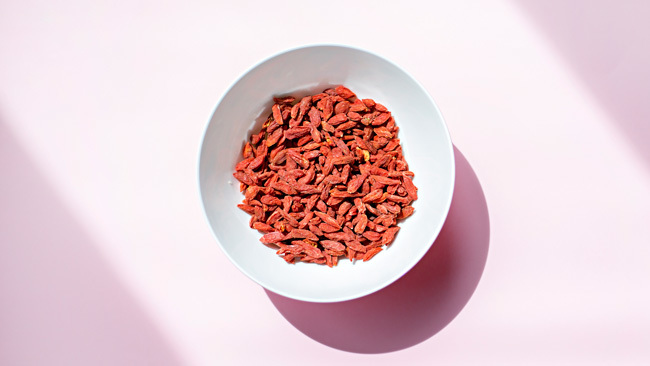 Goji Berries Superfoods For Smoothies