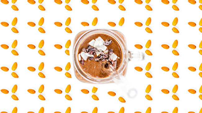 Brain Food Almonds