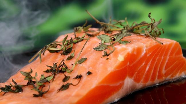 Brain Food Salmon