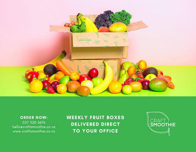 Weekly Fruit Box Office Delivery