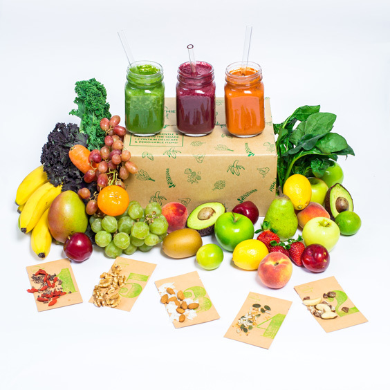Superfood smoothies what to expect in a craft smoothie box