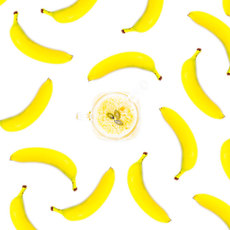 Bananas top power foods for busy people