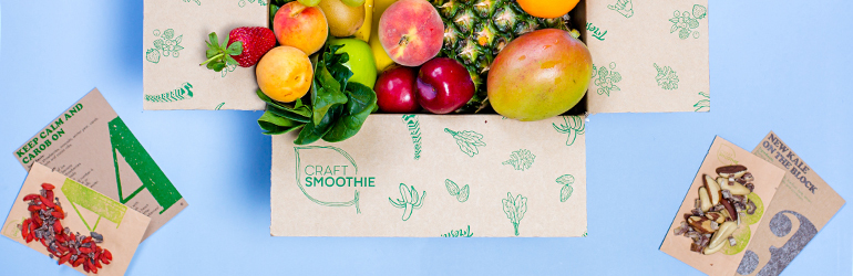 Healthy breakfast smoothie recipes