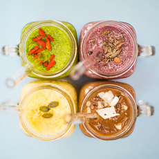 Winter smoothies craft smoothie