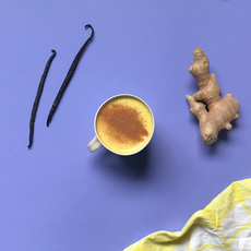 Turmeric latte recipe craft smoothie easy