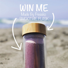 Win me made by fressko craft smoothie