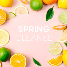 Spring cleanse challenge craft smoothie