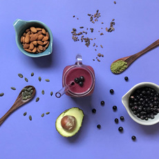 Best brain foods craft smoothie square