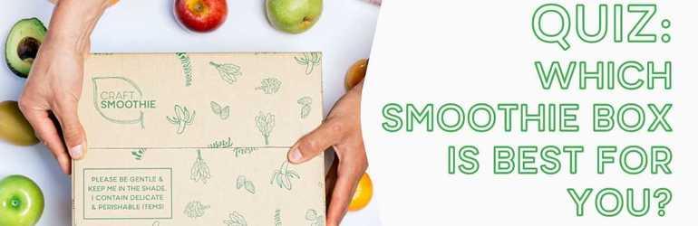 Which craft smoothie box is best