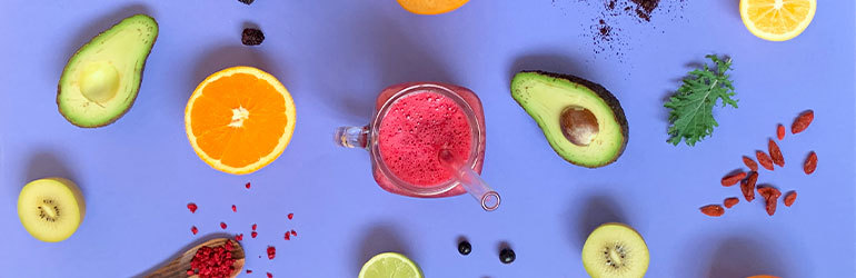 Vitamin c superfood smoothie