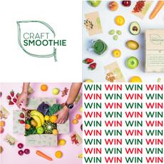 Xmas win smoothie box image 564x564